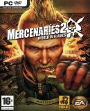 Caratula nº 128454 de Mercenaries 2: World in Flames (520 x 737)