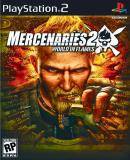 Caratula nº 128507 de Mercenaries 2: World in Flames (520 x 752)