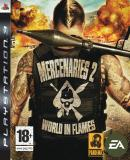 Carátula de Mercenaries 2: World in Flames