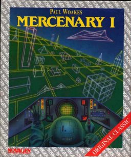 Caratula de Mercenary Return to Targ para Atari ST