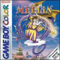 Caratula de Merlin para Game Boy Color