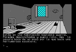 Pantallazo de Metal Action para Spectrum