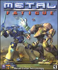Caratula de Metal Fatigue para PC