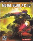 Carátula de Metal Gear Acid 2