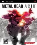 Carátula de Metal Gear Acid