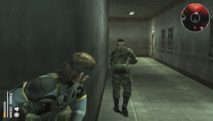 Pantallazo de Metal Gear Solid: Portable Ops Plus para PSP