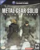Carátula de Metal Gear Solid: The Twin Snakes