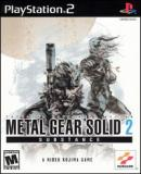 Caratula nº 78944 de Metal Gear Solid 2: Substance (200 x 278)