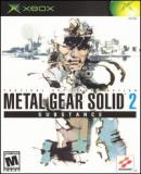 Caratula nº 105433 de Metal Gear Solid 2: Substance (200 x 276)