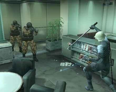 metal gear solid 2 pc download