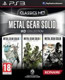 Carátula de Metal Gear Solid HD Collection