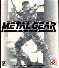 Caratula de Metal Gear Solid para PC