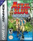 Carátula de Metal Slug Advance