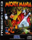 Carátula de Mickey Mania: The Timeless Adventures of Mickey Mouse