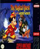 Carátula de Mickey Mouse: Magical Quest (Japonés)