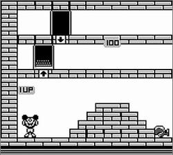 Pantallazo de Mickey Mouse para Game Boy