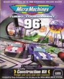 Caratula nº 29791 de Micro Machines: Turbo Tournament 96 (Europa) (202 x 284)