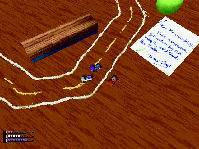 Pantallazo de Micro Machines V3 para PC