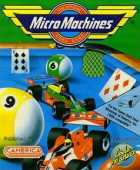 Caratula de Micro Machines para PC