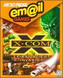Carátula de Microprose em@il Games: X-COM -- First Alien Invasion