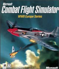 Caratula de Microsoft Combat Flight Simulator: WWII Europe Series para PC