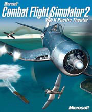 Caratula de Microsoft Combat Flight Simulator 2: WWII Pacific Theater para PC
