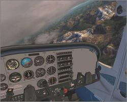 Pantallazo de Microsoft Flight Simulator 2002 para PC