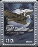 Carátula de Microsoft Flight Simulator 2004: A Century of Flight