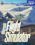 Caratula de Microsoft Flight Simulator 5.0 para PC