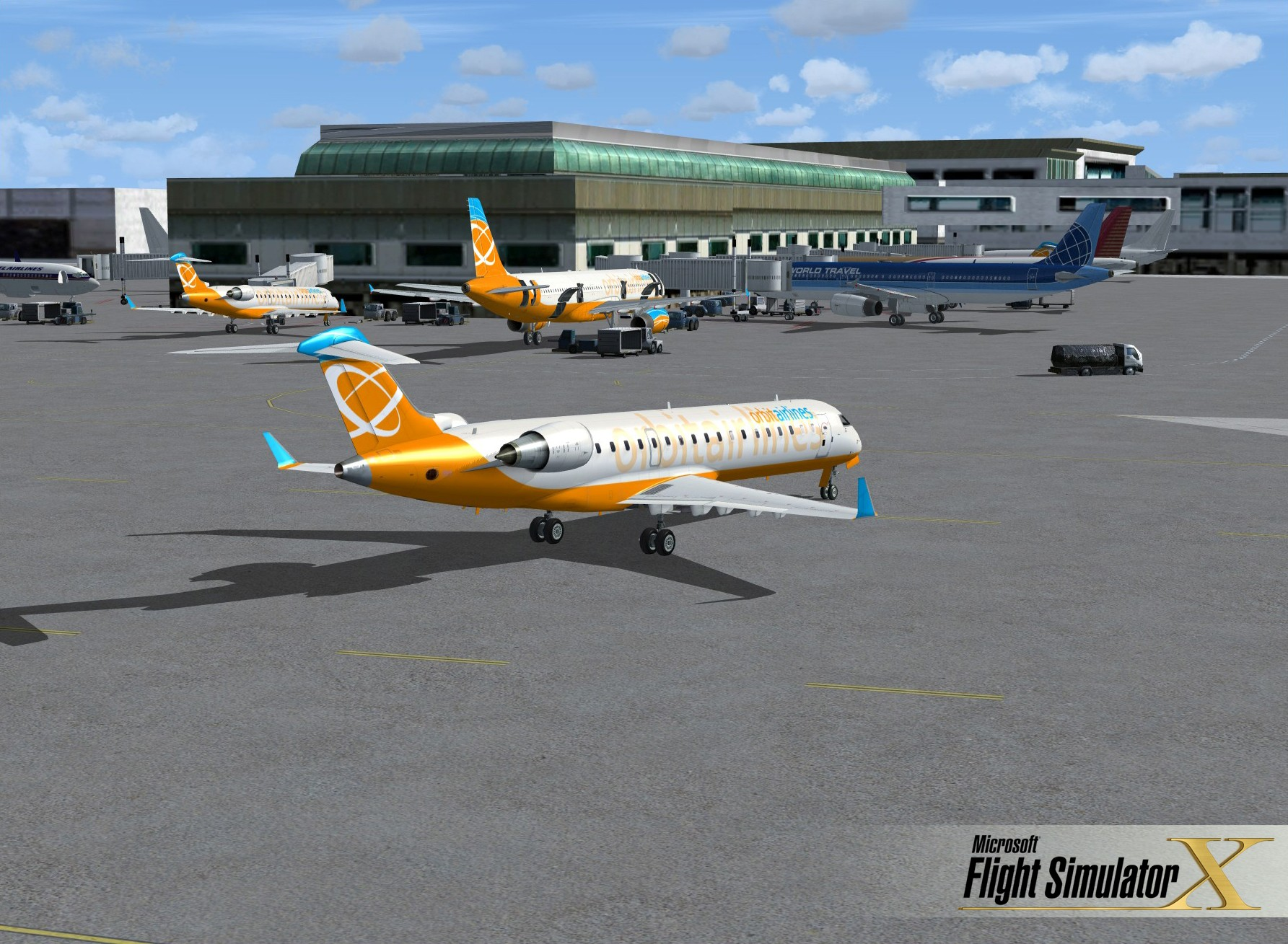 Microsoft Flight Simulator X sur Windows 10 - Microsoft ...