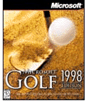 Caratula de Microsoft Golf 1998 Edition para PC