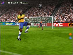 Pantallazo de Microsoft International Soccer 2000 para PC