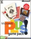 Carátula de Microsoft Plus! Game Pack: Cards & Puzzles