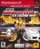 Carátula de Midnight Club 3: DUB Edition -- Remix [Greatest Hits]