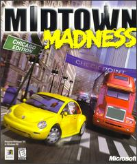 Caratula de Midtown Madness para PC