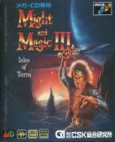 Carátula de Might and Magic: Isles of Terra