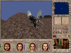 Pantallazo de Might and Magic: Millennium Edition para PC