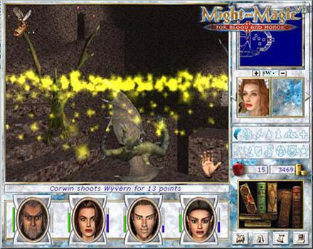 Pantallazo de Might and Magic: Platinum Edition para PC