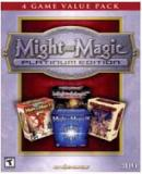 Caratula nº 58630 de Might and Magic: Platinum Edition (153 x 220)