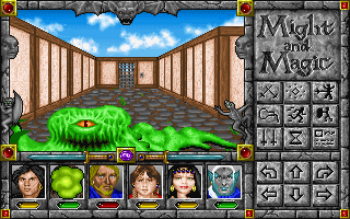 Pantallazo de Might and Magic: World of Xeen para PC