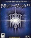 Caratula nº 58627 de Might and Magic IX (200 x 283)
