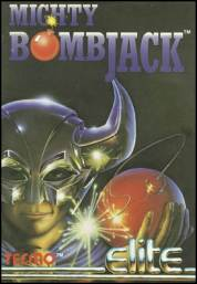 Caratula de Mighty Bomb Jack para Commodore 64
