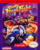 Caratula nº 251716 de Mighty Final Fight (663 x 900)