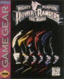Caratula nº 212107 de Mighty Morphin Power Rangers: The Movie (248 x 349)