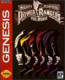 Caratula nº 29806 de Mighty Morphin Power Rangers: The Movie (200 x 269)