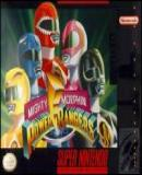Carátula de Mighty Morphin Power Rangers