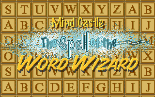 Pantallazo de Mind Castle: Spell of The Word Wizard para PC