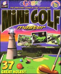 Caratula de Mini Golf Master para PC