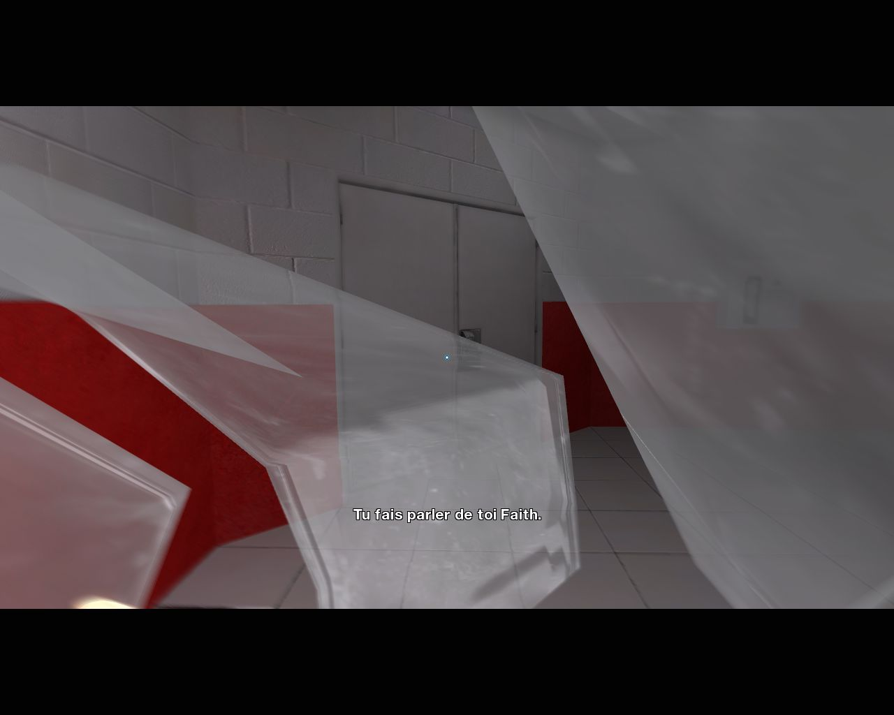Pantallazo de Mirror's Edge para PC