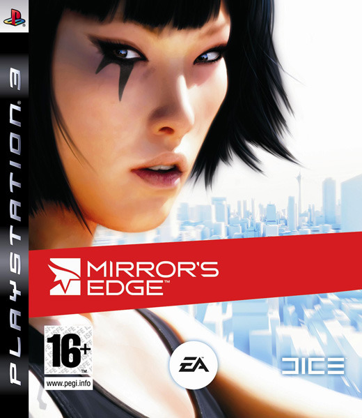 Caratula de Mirror's Edge para PlayStation 3